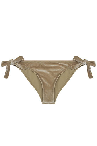 Love Stories / Bas de maillot de bain Shelby Slate Green