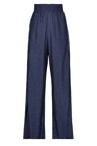 Golden Goose / Pantalon Navy Lurex