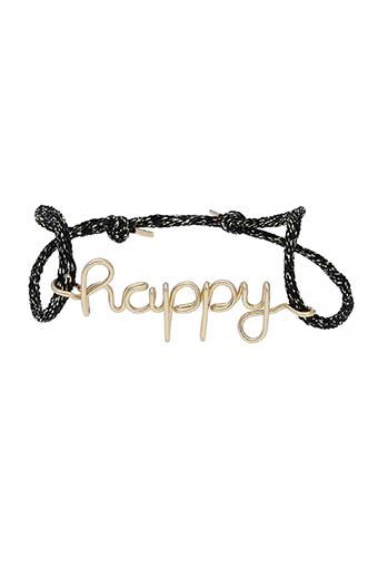 Atelier Paulin / Bracelet happy cordon de soie