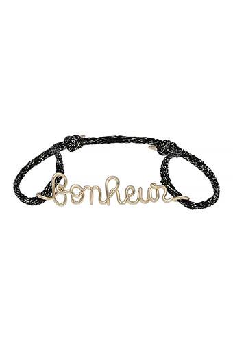 Atelier Paulin / Bracelet bonheur sur lien