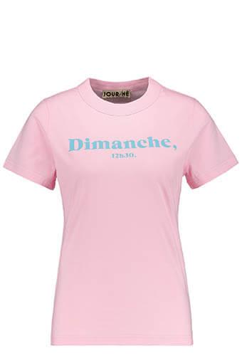 Jour/né / Tee shirt Jour Dimanche