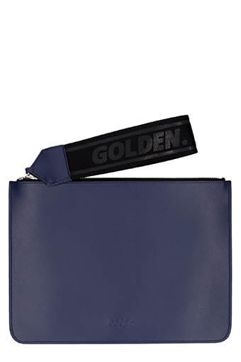 Golden Goose / Pochette Golden Flat