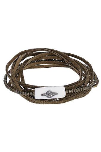 Pascale Monvoisin / Bracelet Orso N°2