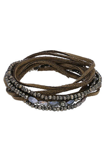 Pascale Monvoisin / Bracelet Rosemary N°4