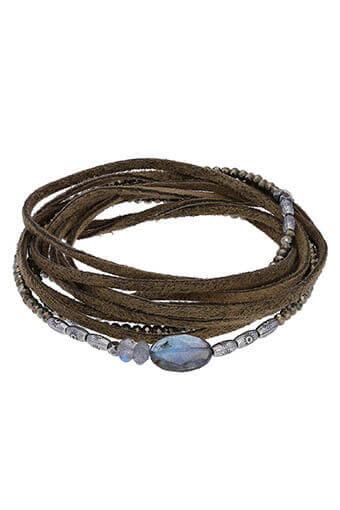 Pascale Monvoisin / Bracelet Rosemary N°5