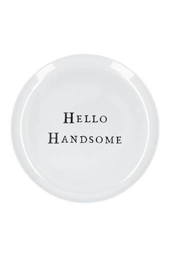 Sugarboo / Assiette Hello Handsome