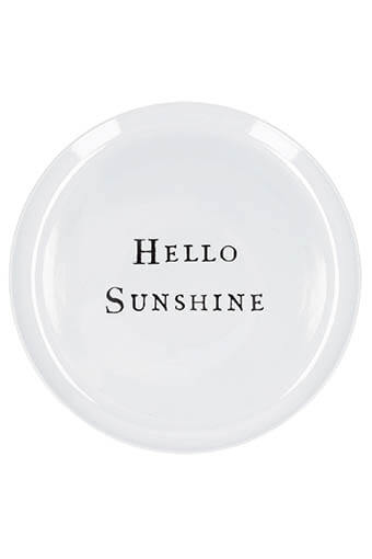 Sugarboo / Assiette Hello Sunshine