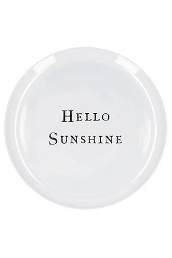 Sugarboo / Assiette Hello Sunshine