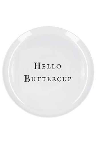 Sugarboo / Assiette Hello Buttercup