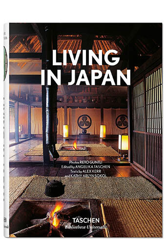 Taschen / Living in Japan