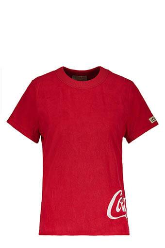 Jour/né / Tee shirt éponge capsule Coca Cola