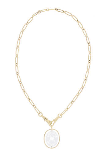 Pascale Monvoisin / Collier L'amour  Chrystal N°2
