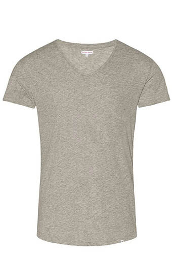 Orlebar Brown / Tee shirt col V homme manches courtes