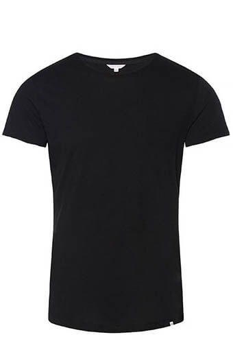Orlebar Brown / Tee shirt homme col rond manches courtes