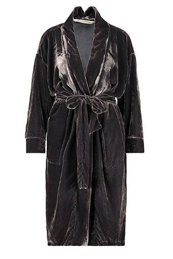 Fabric Copenhagen / Kimono en velours