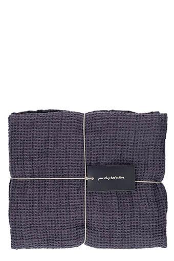 LinenMe / Serviette de toilette 75 x 130 cm Grey