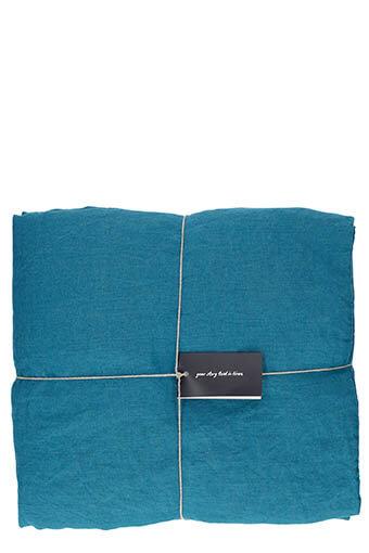 LinenMe / Housse de couette  260 x 240 cm Marine blue