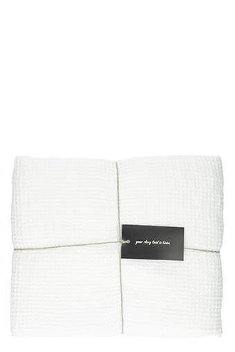 LinenMe / Serviette de toilette 100 x 160 cm White