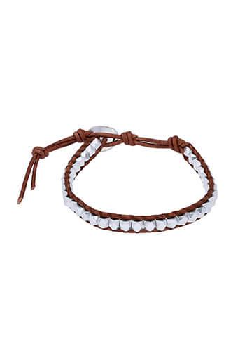 Chan Luu / Bracelet simple en argent