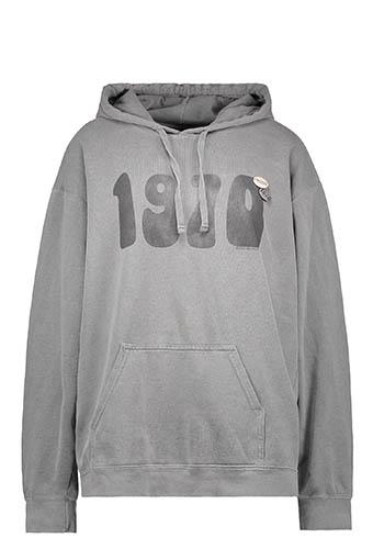 Newtone / Sweat Hoody grey 1970
