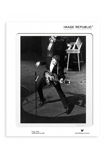 Image Republic / Hallyday Olympia 40 x 50 cm