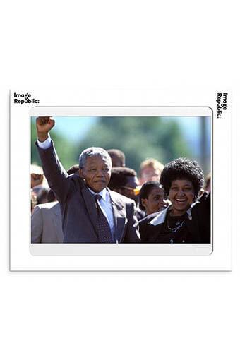 Image Republic / Mandela 40 x 50 cm