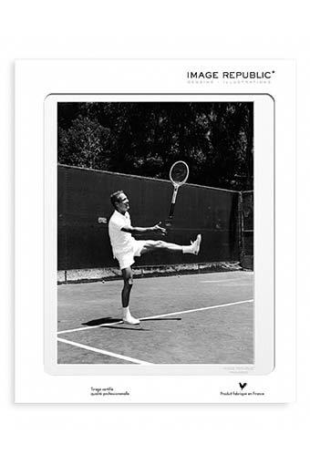 Image Republic / Paul Newman tennis 40 x 50 cm