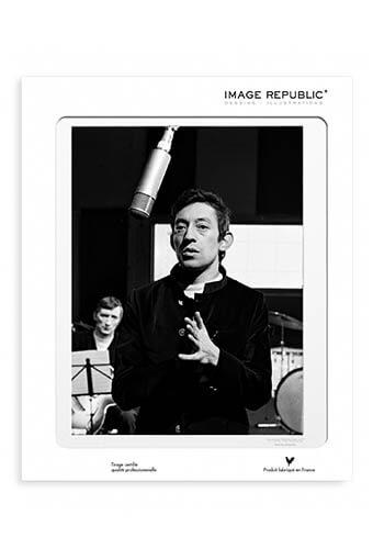 Image Republic / Gainsbourg studio 40 x 50 cm