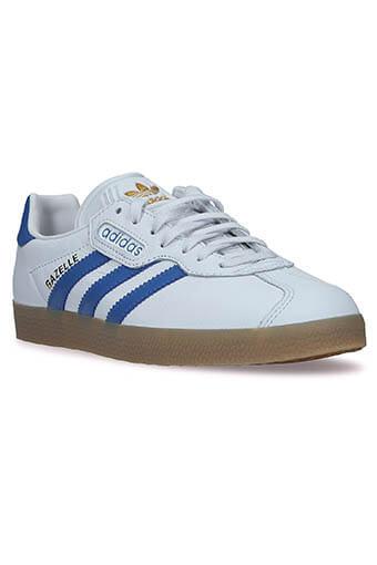Adidas Originals / Gazelle Super Homme bandes bleues