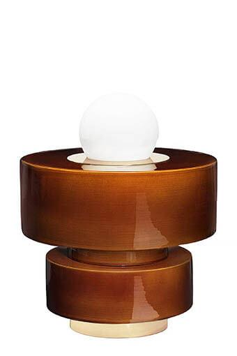 HAOS / Lampe à poser en céramique 1.05