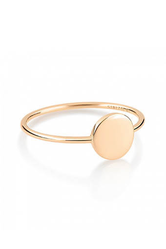 Ginette NY / Bague - Mini ever disc
