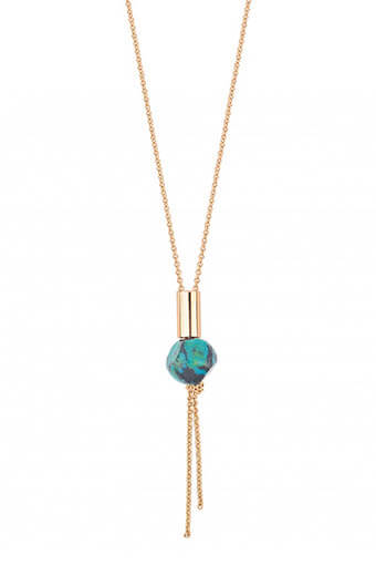 Ginette NY / Collier - Fallen sky single bead on chain