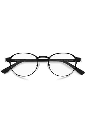 Sensee / Lunettes optiques Ro.203 Noir mat