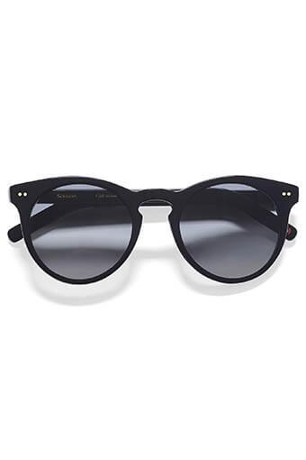 Sensee / Lunettes de soleil Cl.107 Noir brillant
