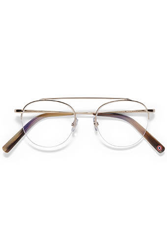 Sensee / Lunettes optiques Ro.211 Or