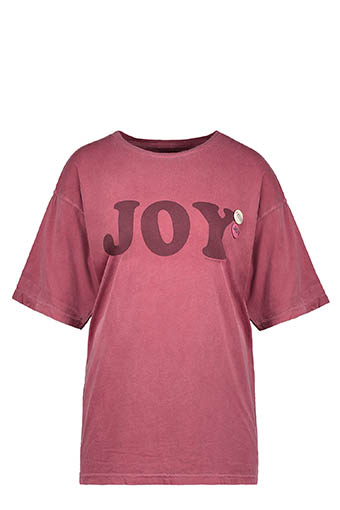 Newtone / Tee shirt brick Joy