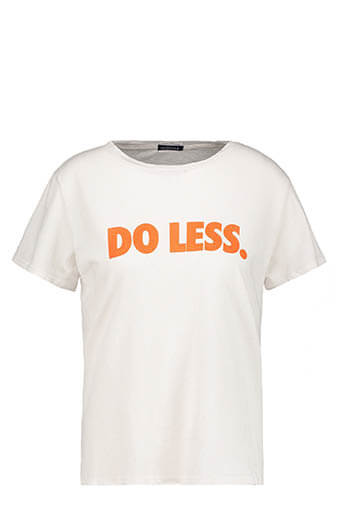 Mother / Tee-shirt Do Less