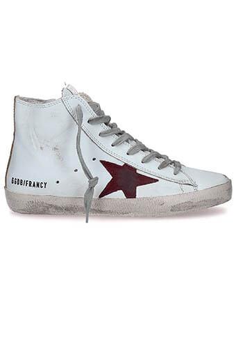 Golden Goose / Sneakers Francy, purple zip