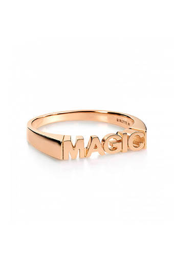 Ginette NY / Bague Fairie Magic