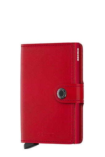 Secrid / Miniwallet Original Red-Red