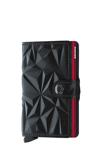 Secrid / Miniwallet Prism black-red