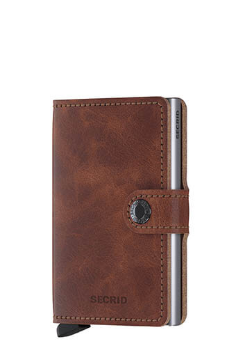 Secrid / Miniwallet Vintage brown