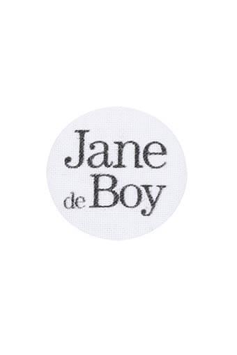 Newtone / Badge tissu Jane de Boy