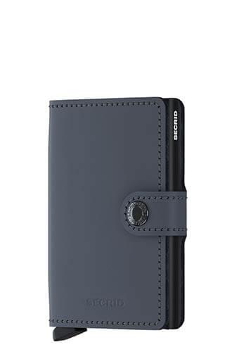 Secrid / Miniwallet Matte Grey-Black
