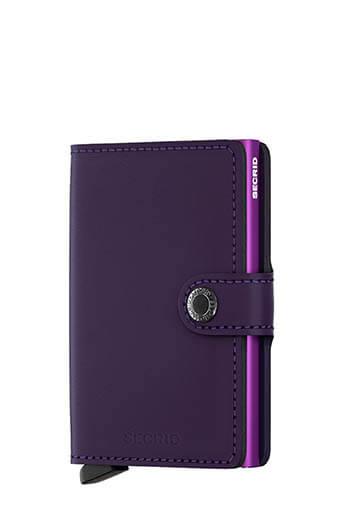 Secrid / Miniwallet Matte Purple