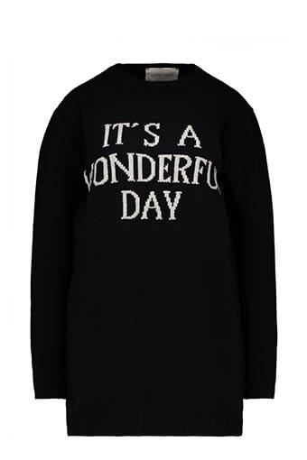Alberta Ferretti / Robe-pull It's Wonderful Day