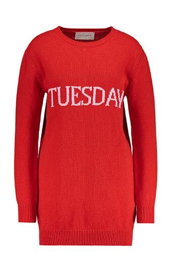 Alberta Ferretti / Robe-pull Tuesday