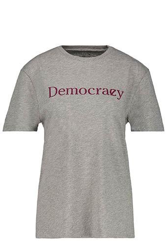 6397 / Tee shirt Democrazy