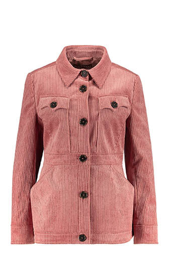 Alexa Chung / Veste Patch Pocket Rose