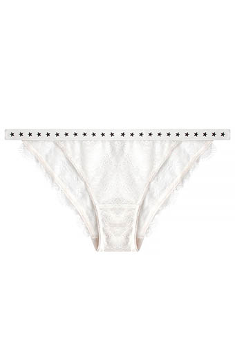 Love Stories / Culotte Wild Rose, blanc